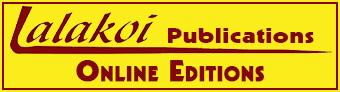 Lalakoi Online Publications